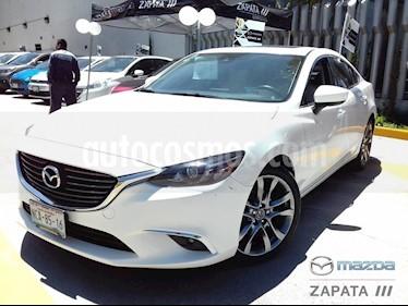 Foto venta Auto Usado Mazda 6 i Grand Touring Plus (2018) color Blanco Perla precio $400,000