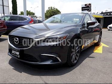 Foto venta Auto Seminuevo Mazda 6 i Grand Touring Plus (2018) color Gris Titanio precio $445,000