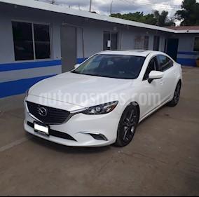 Foto venta Auto usado Mazda 6 i Grand Touring Plus (2016) color Blanco Perla precio $310,000