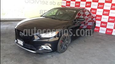 Foto venta Auto Usado Mazda 6 i Grand Touring (2014) color Negro precio $199,000