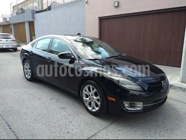 Foto venta Auto usado Mazda 6 i Grand Touring (2009) color Negro precio $129,800