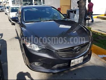 Foto venta Auto Usado Mazda 6 i Grand Touring (2015) color Gris Meteoro precio $255,000