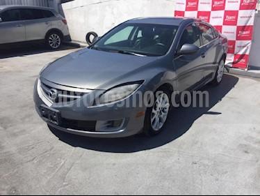 Foto venta Auto Seminuevo Mazda 6 i Grand Touring (2010) color Gris precio $110,000