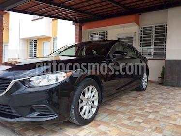 Foto venta Auto Seminuevo Mazda 6 i Sport Aut  (2016) color Negro Onix precio $250,000