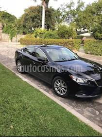 Foto venta Auto Seminuevo Mazda 6 i Sport Aut  (2016) color Negro Onix precio $285,000