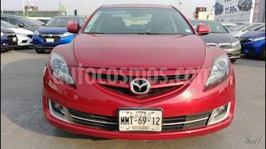 Foto venta Auto Usado Mazda 6 s Grand Touring (2013) color Rojo precio $179,000