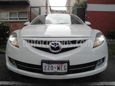 Foto venta Auto Usado Mazda 6 s Grand Touring (2009) color Blanco precio $75,000