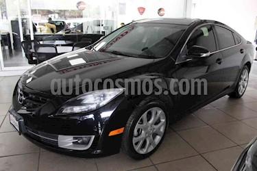 Foto venta Auto Seminuevo Mazda 6 s Grand Touring (2012) color Negro Onix precio $170,000