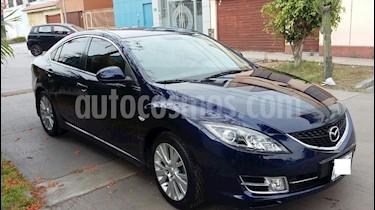 Foto venta Auto usado Mazda 6 Sedan Sedan 2.0 Mec Full (2008) color Azul Oscuro precio u$s9,900
