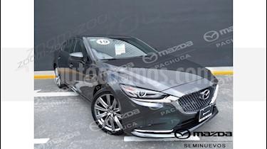 Foto venta Auto Seminuevo Mazda 6 Signature (2017) color Gris Titanio precio $489,000