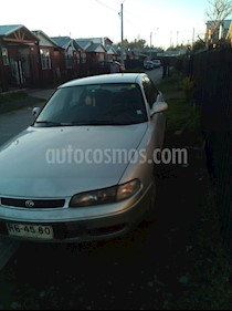 Foto venta Auto usado Mazda 626 2.0 GLX  (1997) color Gris precio $1.600.000