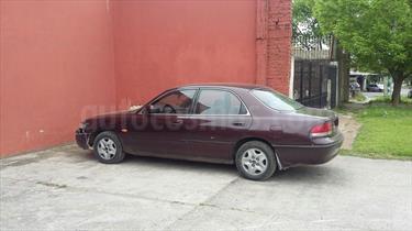 Foto venta Auto usado Mazda 626 GLX 4P (1994) color Bordo precio $65.000