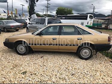 Foto venta Carro Usado Mazda 626 L ASAHI (1991) color Marron precio $5.500.000