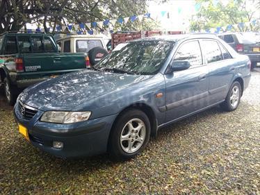 Mazda 626 nuevo milenio usado (2000) color Azul precio $13.800.000