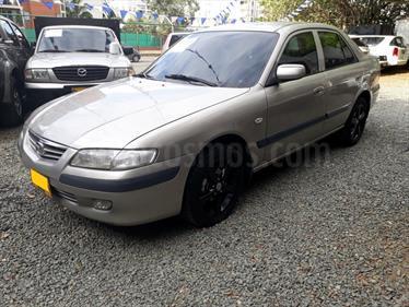Foto venta Carro usado Mazda 626 nuevo milenio (2003) color Plata precio $14.500.000
