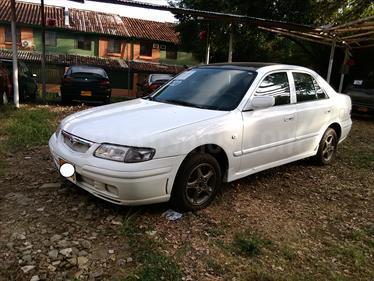 Mazda 626 Sinc. usado (2000) color Blanco precio $10.500.000