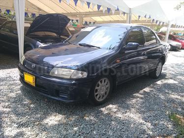 Mazda Allegro 13 Sinc usado (1999) color Azul precio $10.500.000