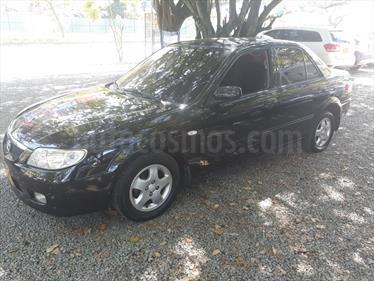 Mazda Allegro 13 Sinc usado (2004) color Negro precio $15.800.000