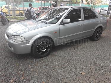 Foto venta Carro usado Mazda Allegro 1.6 Sinc. (2001) color Gris precio $15.000.000