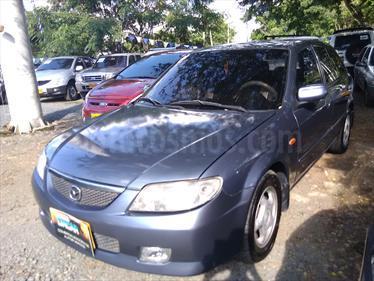 Foto venta Carro usado Mazda Allegro Hatchback (2003) color Azul precio $18.000.000