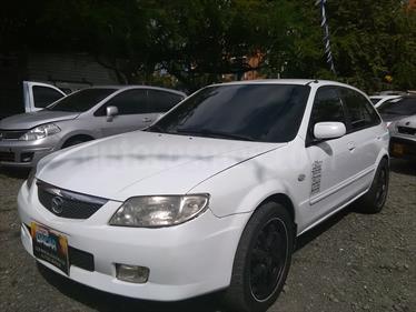 Foto venta Carro usado Mazda Allegro Hatchback (2005) color Blanco precio $16.800.000