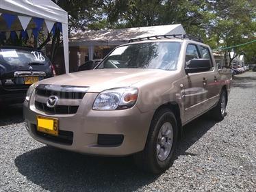 Mazda BT-50 2.2L 4x2 Doble Cabina usado (2008) color Arena precio $37.000.000