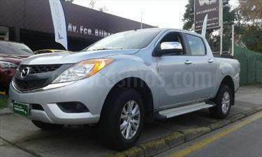 Foto venta carro usado Mazda BT-50 2.6L High 4x4 (2016) color Gris Acero precio BoF39.900.000