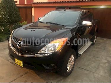 Foto venta Auto usado Mazda BT-50 3.2L 4x4 High  (2015) color Negro precio u$s26,000