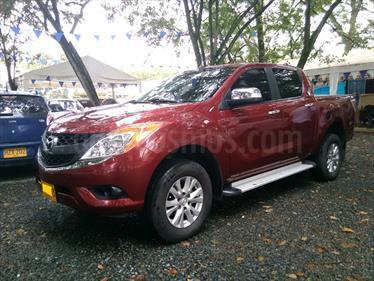 Foto venta Carro Usado Mazda BT-50 3.2L Profesional 4x4 Aut   (2015) color Rojo precio $97.000.000