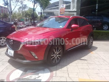 Foto venta Auto Usado Mazda CX-3 Grand Touring (2017) color Rojo precio $330,000
