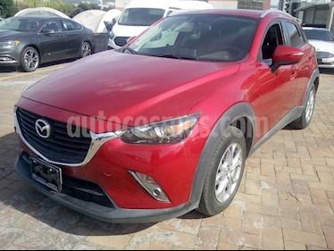 Foto venta Auto Usado Mazda CX-3 Grand Touring (2017) color Rojo precio $285,000