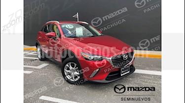 Foto venta Auto Usado Mazda CX-3 i 2WD (2018) color Rojo precio $289,000