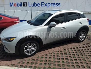 Foto venta Auto Seminuevo Mazda CX-3 i 2WD (2017) color Plata precio $275,000