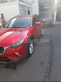 Foto venta Auto Seminuevo Mazda CX-3 i 2WD (2017) color Rojo precio $258,000