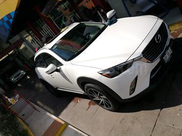 Foto venta Auto usado Mazda CX-3 i Grand Touring (2017) color Blanco Cristal precio $332,000