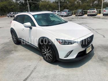 Foto venta Auto Seminuevo Mazda CX-3 i Grand Touring (2017) color Blanco Cristal precio $300,000