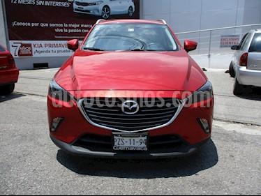 Foto venta Auto Seminuevo Mazda CX-3 i Grand Touring (2018) color Rojo precio $330,000