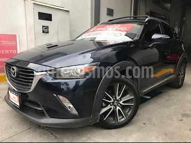 Foto venta Auto Seminuevo Mazda CX-3 i Grand Touring (2016) color Azul Marino precio $269,000