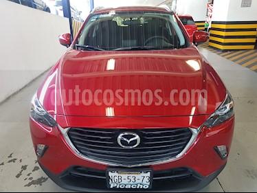 Foto venta Auto usado Mazda CX-3 i Sport 2WD (2018) color Rojo Salsa precio $295,000