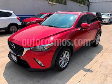 Foto venta Auto Seminuevo Mazda CX-3 i Sport 2WD (2017) color Rojo precio $289,900