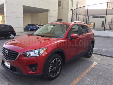 Foto venta Auto Seminuevo Mazda CX-5 2.0L i Grand Touring (2016) color Rojo Ardent precio $325,000