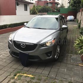 Foto venta Auto Seminuevo Mazda CX-5 2.0L i Grand Touring (2013) color Gris Meteoro precio $229,000