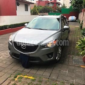 Foto venta Auto Seminuevo Mazda CX-5 2.0L i Grand Touring (2013) color Aluminio precio $225,009