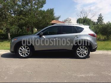 Foto venta Auto Seminuevo Mazda CX-5 2.0L i Grand Touring (2014) color Gris precio $239,000