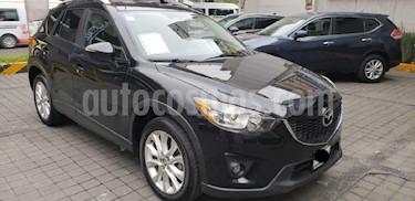 Foto venta Auto Seminuevo Mazda CX-5 2.0L i Grand Touring (2015) color Negro precio $290,000