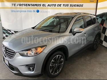 Foto venta Auto Seminuevo Mazda CX-5 2.0L i Grand Touring (2016) color Gris precio $298,000