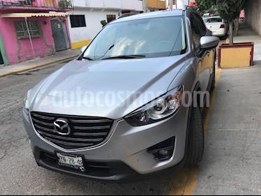 Foto venta Auto Seminuevo Mazda CX-5 2.0L i Grand Touring (2016) color Gris Meteoro precio $330,000