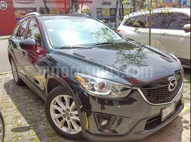 Foto venta Auto Seminuevo Mazda CX-5 2.0L i Grand Touring (2014) color Negro precio $240,000