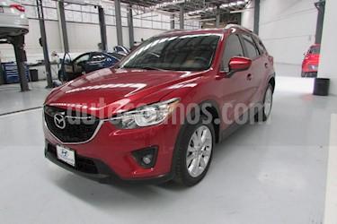 Foto venta Auto Seminuevo Mazda CX-5 2.0L i Grand Touring (2015) color Rojo precio $270,000