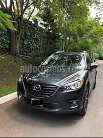 Foto venta Auto Seminuevo Mazda CX-5 2.0L i Grand Touring (2016) color Gris Meteoro precio $310,000